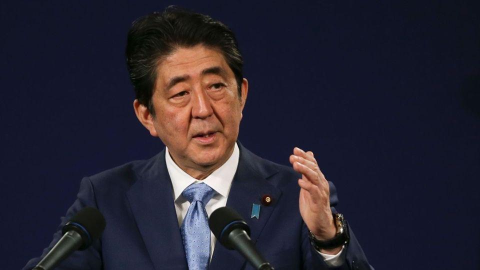 Image result for นายกรัฐมนตรี ญี่ปุ่น คน ปัจจุบัน 2018